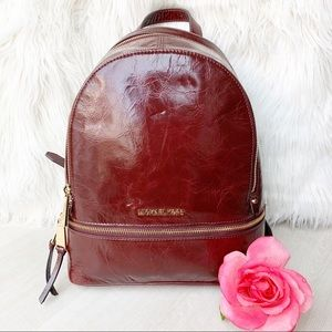 NEW Michael Kors Rhea Backpack